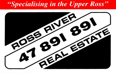 Ross River Real Estate